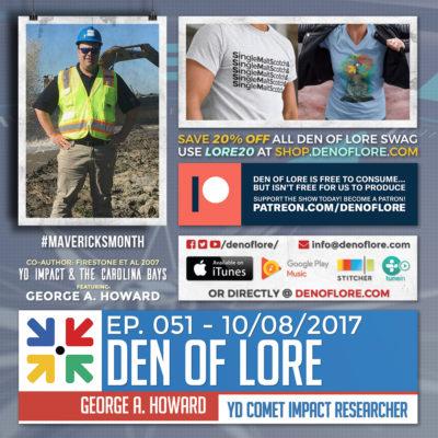 EP. 051 – YD Impact & The Carolina Bays w/ George Howard